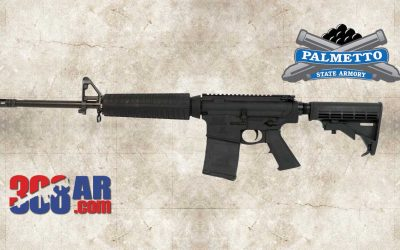 PSA Gen2 PA10 18″ Mid-Length .308 WIN Nitride Classic Rifle