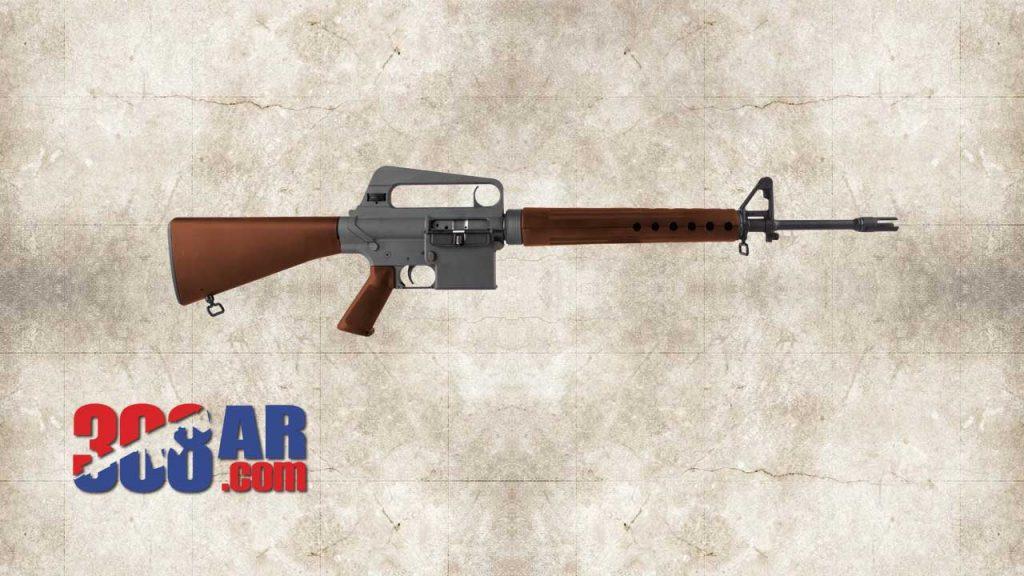 BROWNELLS BRN-10 RETRO RIFLE AR-10 308 22IN BARREL   308 AR