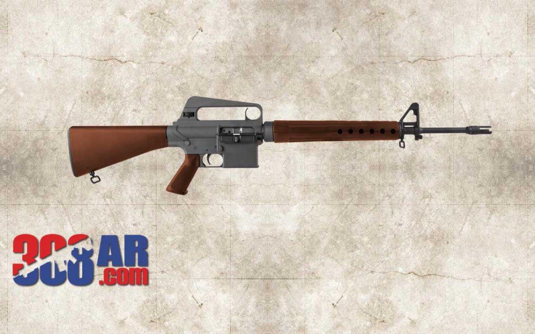 BROWNELLS BRN-10 RETRO RIFLE AR-10 308 22IN BARREL