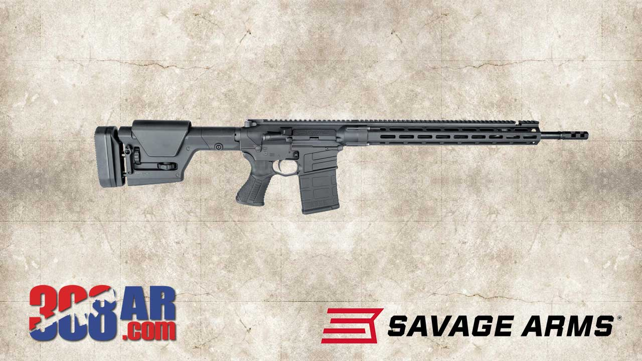 SAVAGE MSR 10 LONG RANGE 6.5 CREEDMOOR RIFLE - 22905
