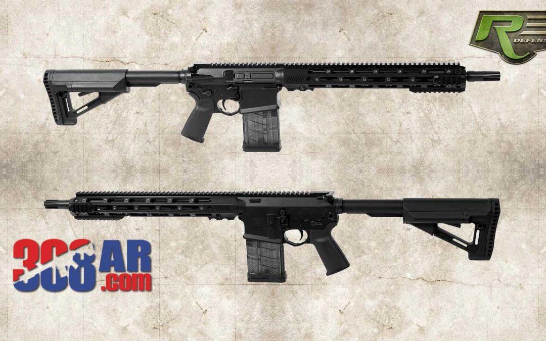 Remington Defense R10 SA 308 16 MBUS STR RAHG 86361