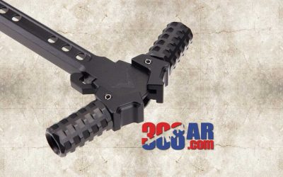 RAINIER ARMS AVALANCHE MOD2 308 762 CHARGING HANDLE HEX