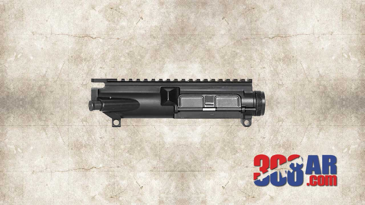 Picture of an ARMALITE AR-10 UPPER RECEIVER SKU: A10002001 AR-10 (A) Series