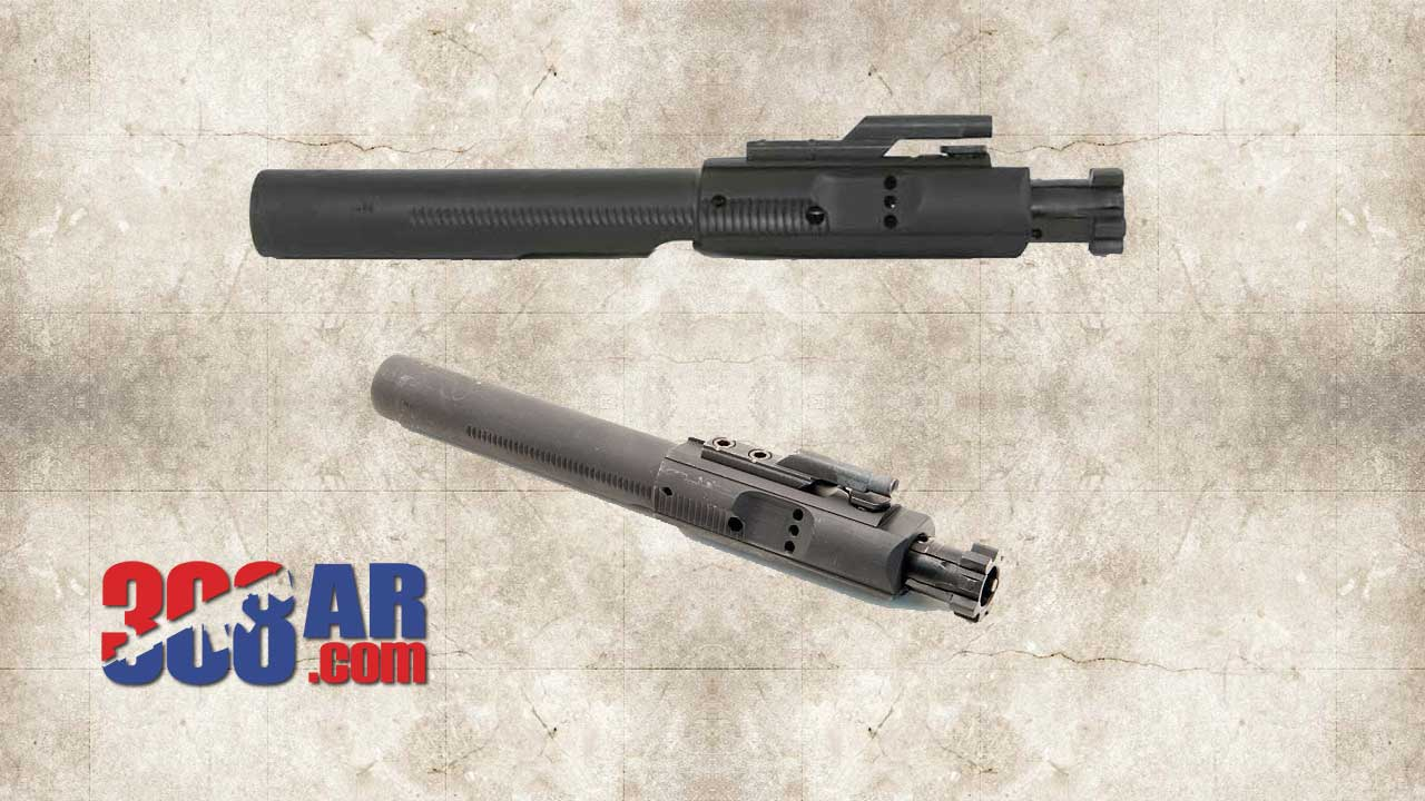 Picture of an ARMALITE AR-10 BOLT CARRIER GROUP ASSEMBLY
