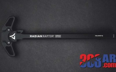 RADIAN RAPTOR CHARGING HANDLE DPMS G2 308