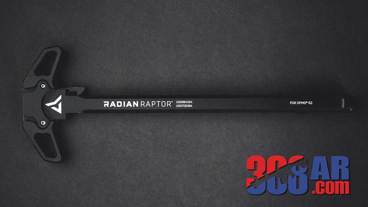 Picture of RADIAN RAPTOR CHARGING HANDLE DPMS G2 308