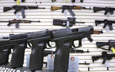 California Democrats Flex Supermajority With Plans To Pursue Gun Tax