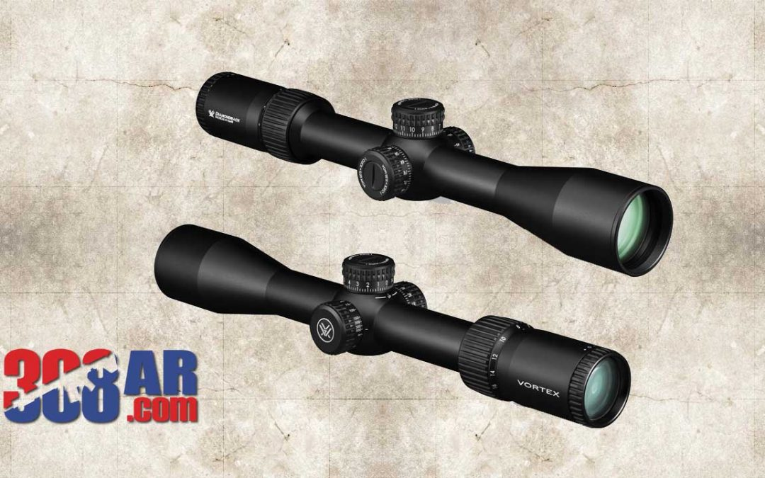 Vortex Diamondback Tactical 4-16×44 FFP Rifle Scope