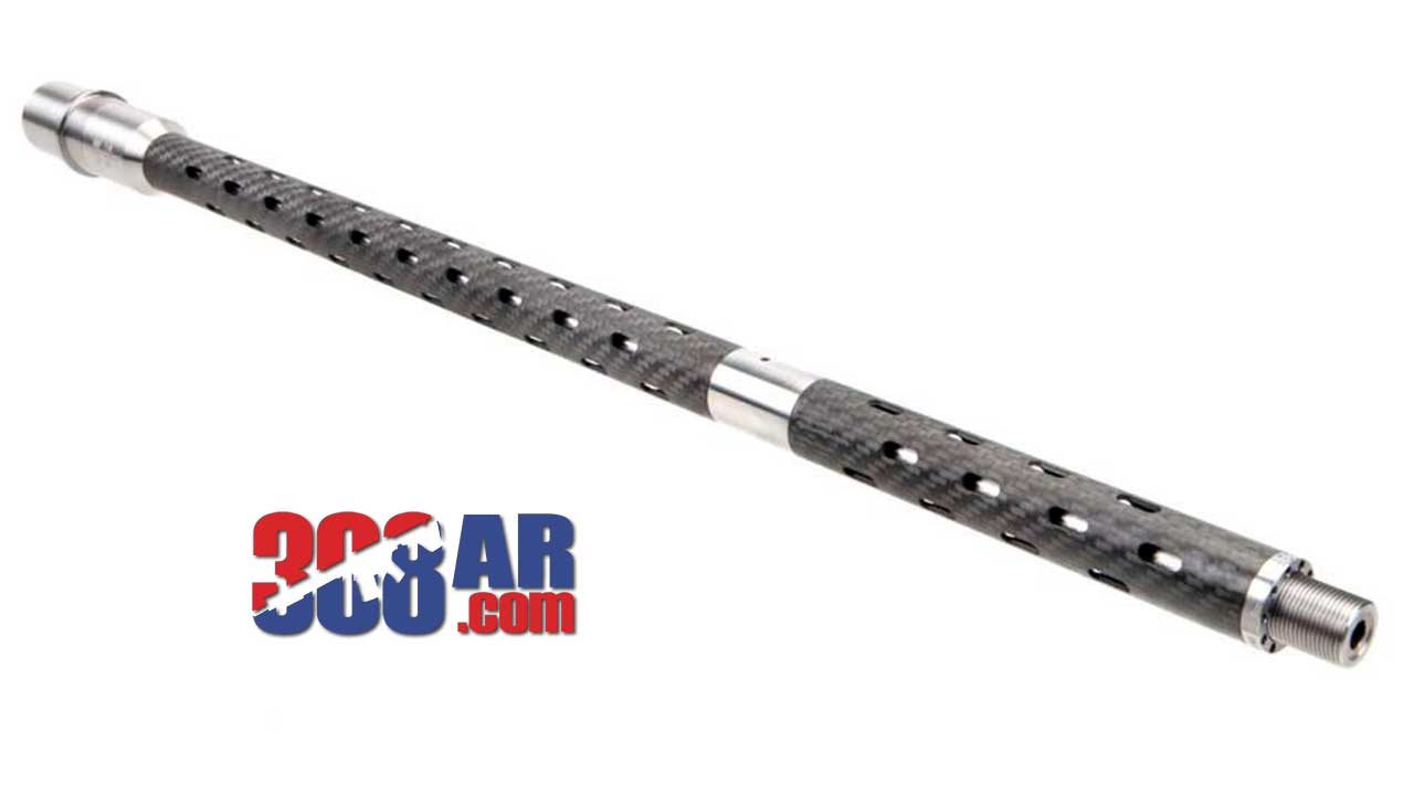 Picture of a BSF AR-10 Carbon Fiber 308 AR Barrel