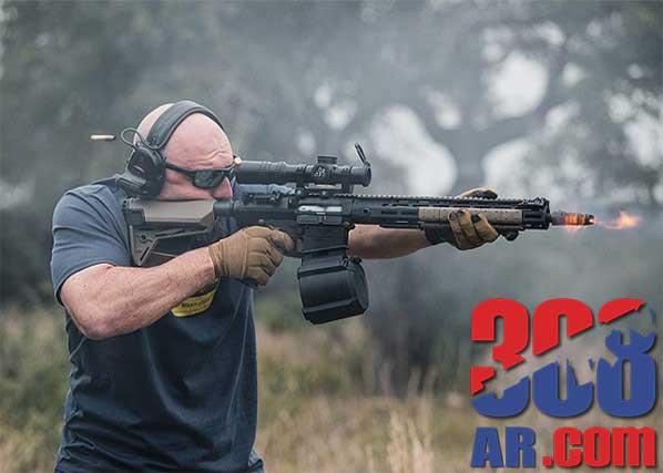 Magpul PMAG D-50 LR AR 308 Drum Magazine MAG993
