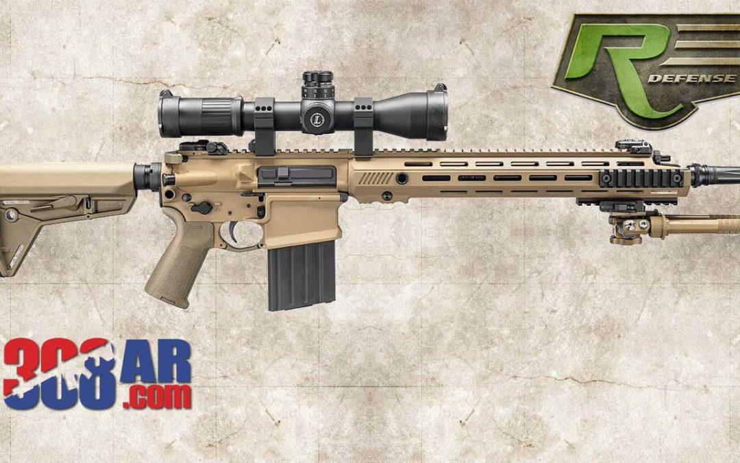 REMINGTON DEFENSE R10 EXTENDED RANGE ASSAULT SNIPER RIFLE ERASR