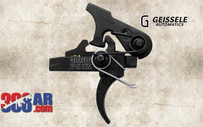 Geissele Super Semi-Automatic Enhanced SSA-E Trigger