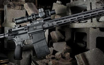 Springfield Armory Saint Victor 308 AR Rifle