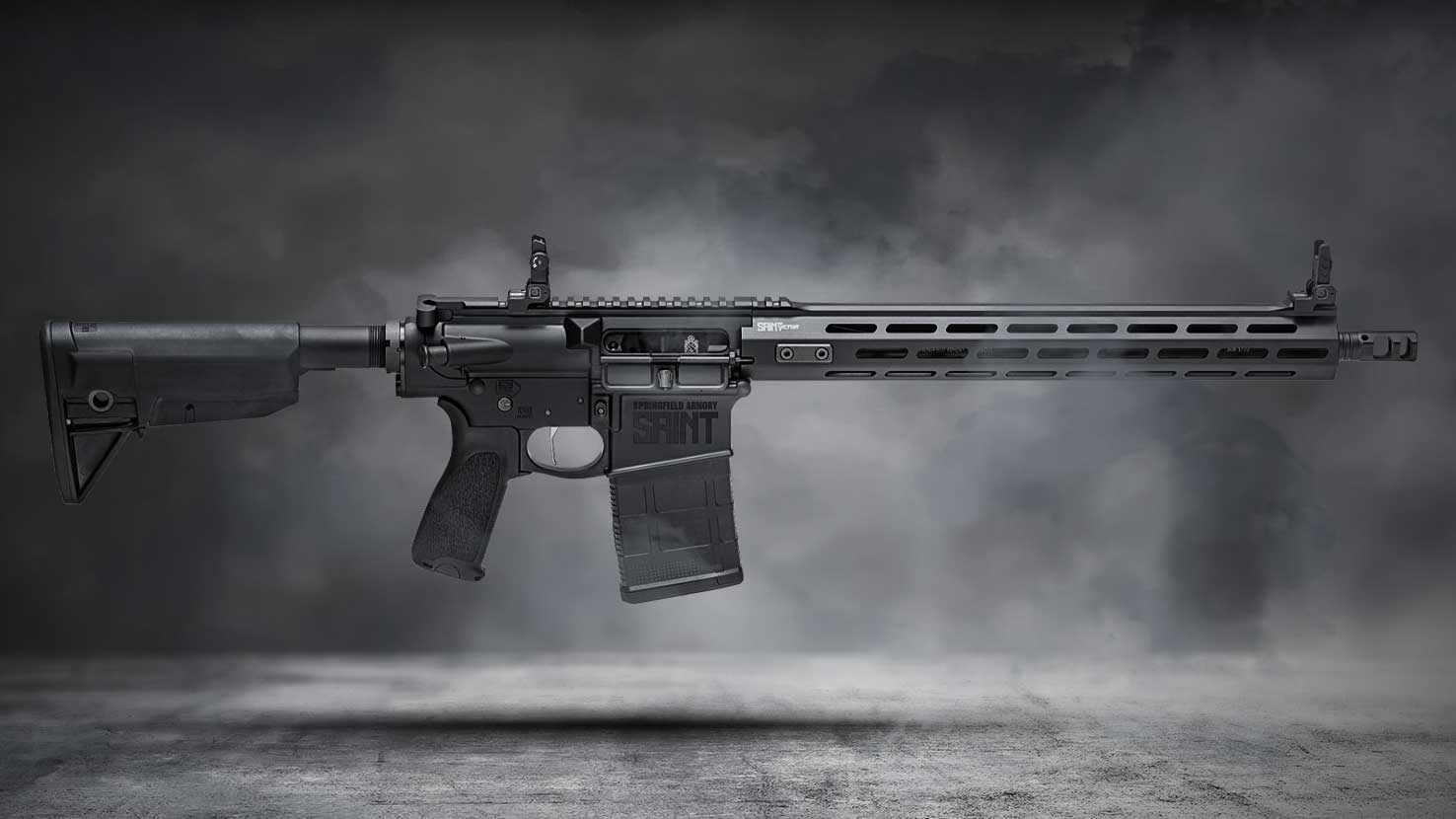 Picture of a Springfield Armory Saint Victor .308