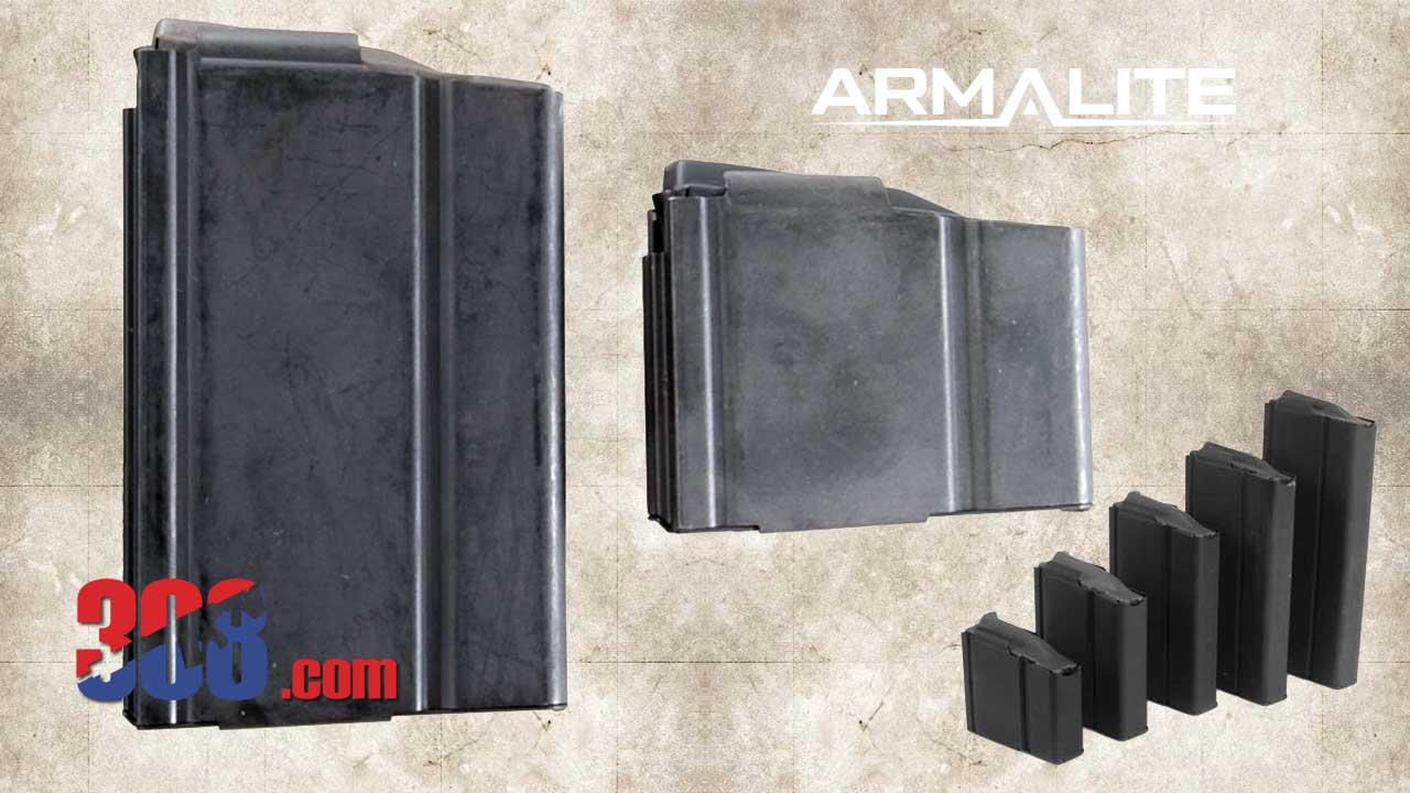 Armalite AR-10 Magazines