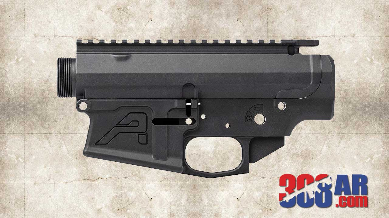 Aero Precision M5 308 Stripped Receiver Set