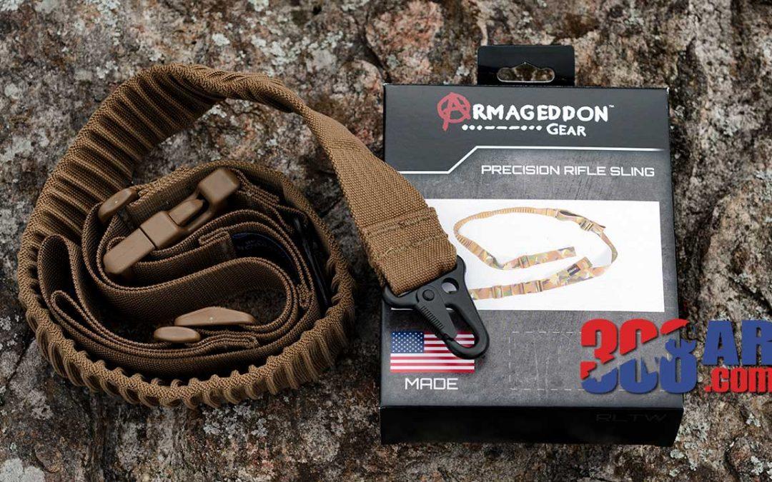 Armageddon Gear Precision Rifle Sling