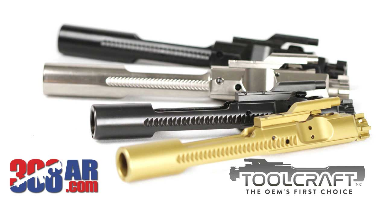 Toolcraft Bolt Carrier Group