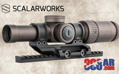 Scalarworks Leap Quick Detach Scope Mount