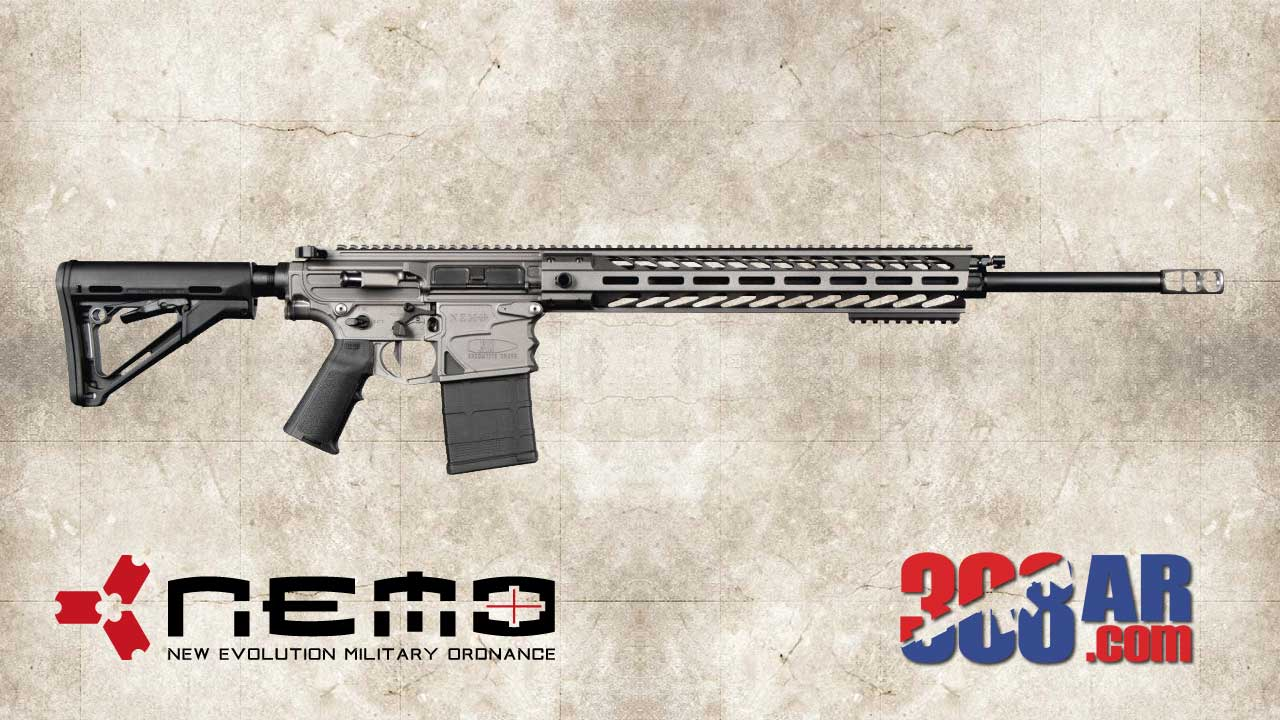 Picture of a Nemo Arms XO Steel 6.5 Creedmoor AR-10