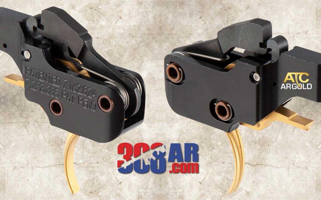 ATC AR Gold 308 AR Adjustable Trigger